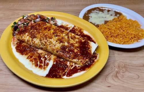 Burrito Carne Azada
