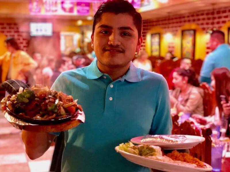 Los Arcos Mexican Restaurant University Hts