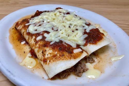 A La Carte Burritos